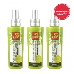 Hito Natural Herbal Mosquito Repellent Spray, 3bottles