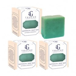 AG Touché Botanical Baby Soap Bar Oriental Tea 80g 3pcs