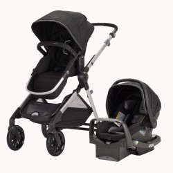 Evenflo Travel System - Pivot Expand (Ev 0179B/51H-Stal)
