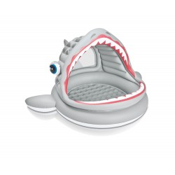 Intex Roarin Shark Shade Pool