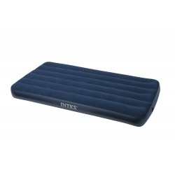 Intex Twin Prestige Downy Airbed With Battery Pump