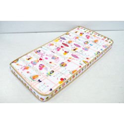 Disney Princess Piping Mattress(23in x 47in x 3in)