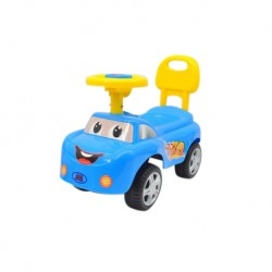 Fair World Ride On Car (Blue)