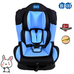 BBH Baby Convertible Car Seat + Free Toy (3 Months - 6 Years) (Blue))