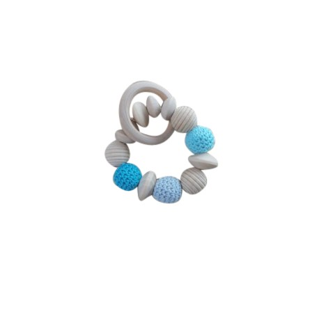 Yomommies Cookie Teether with Clip