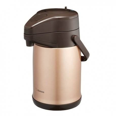 ZOJIRUSHI 3.0L S/STEEL AIR POT SR-CC-30-NZ (Copper)